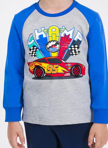 Cars Pijama Takım Gri